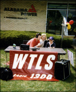 WTLS live at Alabama Power